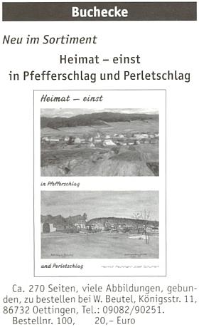 Inzerát na knihu, jejímž se stal spoluautorem spolu s Heinrichem Pechmannem