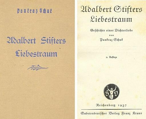 Obálka a titulní list druhého vydání u Franze Krause v Liberci (1937)