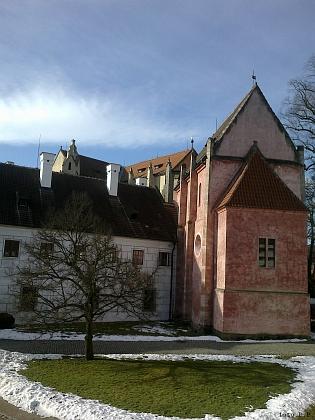 Malý konvent a kaple Kaple Andělů Strážných