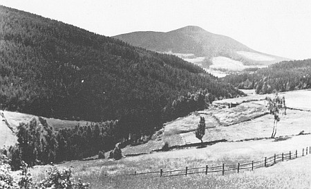 Hora Bobík od zaniklých Cudrovic