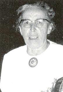 Manželka Emmi Schuster-Langová