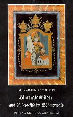 Obálka knihy (1980) vydané nakladatelstvím Morsak, Grafenau