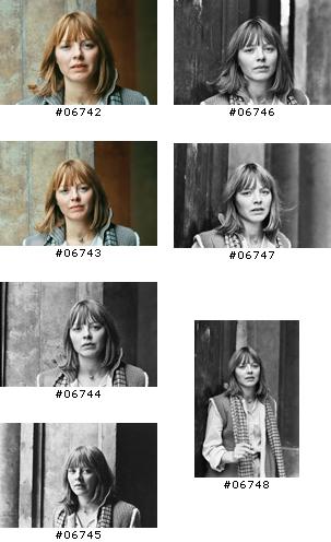 Soubor jejích portrétů od Isolde Ohlbaumové