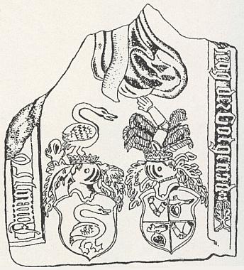 Kostel v šumavské Přimdě skrýval při jeho úpravách v roce 1989 objevený náhrobník se švamberským znakem