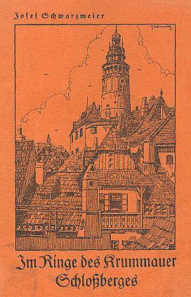 Obálka (1929, Eduard Bayand dědicové, Český Krumlov)