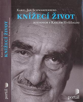 Obálka (2008) knihy rozhovorů s ním, která vyšla ve 4. vydání v pražském nakladatelství Portál
