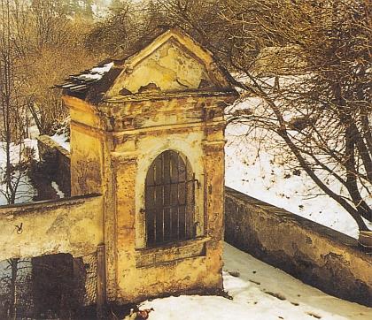 Kájovská kaple s léčivým pramenem