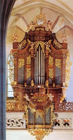 Kájovské varhany