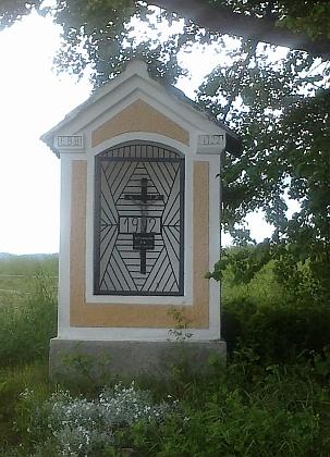 Kaplička u Lazce