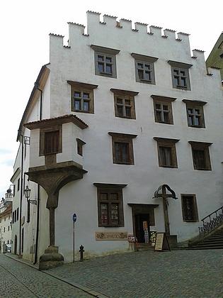"Českokrumlovská ""Kaplanka"""