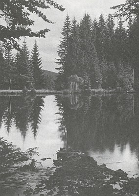 Jezero Laka, foto Franz Seidel