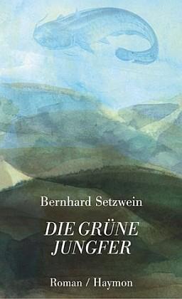 Obálka jeho knihy (2003) vydané v Innsbrucku nakladatelstvím Haymon...