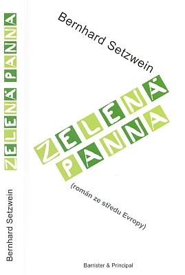 ... a obálka českého vydání (2007) v brněnském nakladatelství Barrister & Principal