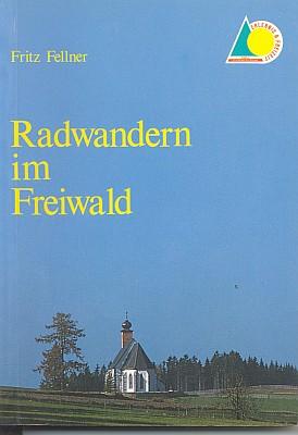 Sankt Michael ob Rauhenödt na obálce cyklistického průvodce rakouskou stranou Novohradských Hor, zvanou Freiwald (1990) vydaného Edition Geschichte der Heimat v Grünbachu
