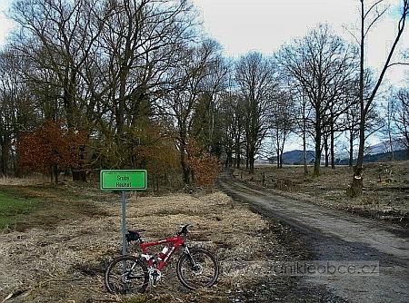 Tady býval střed rodné obce (viz i Georg Brei)