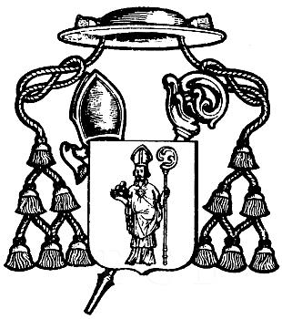 Znak českobudějovické katedrální kapituly
