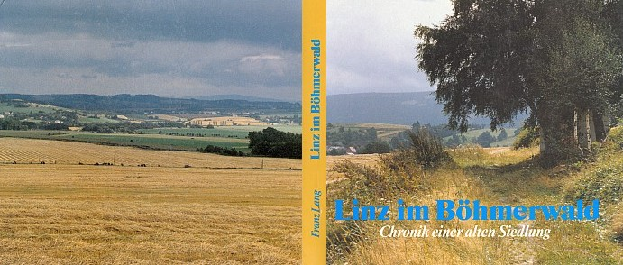Obálka vlastním nákladem vydané knihy (1986) s jeho básní o hradu Přimda