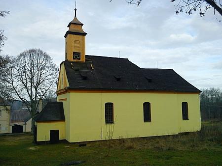 Kostel Jména Ježíš v Křišťanově