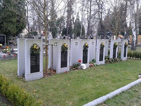 Je pohřben v kněžských hrobech na hřbitově u sv. Otýlie v Českých Budějovicích - jsou nově upraveny, původně na hrobě stál litinový kříž (viziJohann Trajer)
