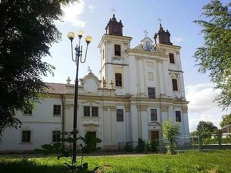 Ve dnes ukrajinských Bohorodčanech, kde přišel na svět, stojí tento barokní kostel Narození Panny Marie, který dnes vlastní ukrajinská pravoslavná církev, odloučená vroce2018odruské