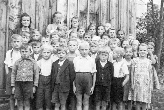 Se svými žáky