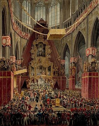Ferdinand Dobrotivý, jenž se dal korunovat 7. září 1837 na českého krále, byl posledním Habsburkem, který tak učinil