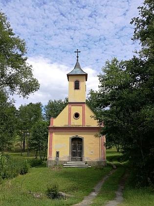 Kaple v Šejbech