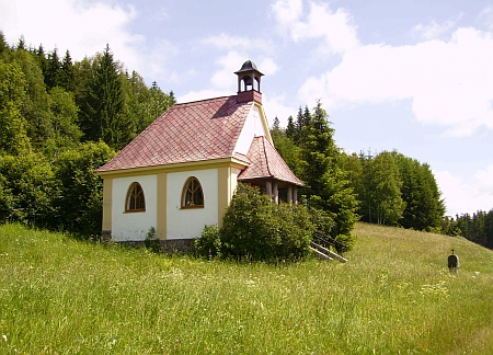 Kaple sv. Anny v Hliništi