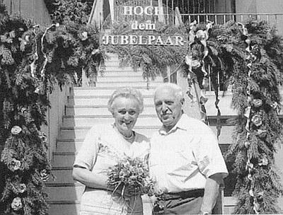 S manželkou o zlaté svatbě