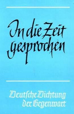 Obálka (1966) knihy s jeho autorskou účastí (nakladatelství Fretz & Wasmuth, Curych)