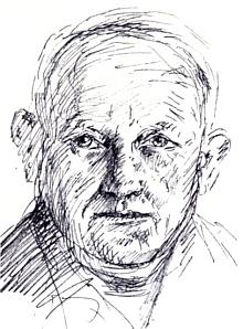 Autoportrét Ernsta Springera