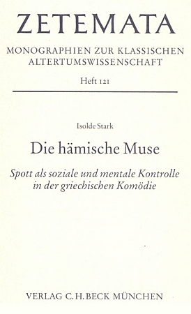 Titulní list její práce (C.H. Beck Verlag, Mnichov, 2004)...