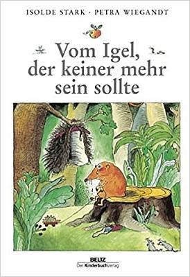 Obálka jednoho z vydání její knihy pro dětí (Beltz - Der Kinderbuch Verlag, Berlín, 2017)...