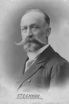 Městský radní Johann Stegmann mladší (viz iMargarethe Hampelová)