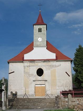 Kostel sv. Linharta v Pohorské Vsi