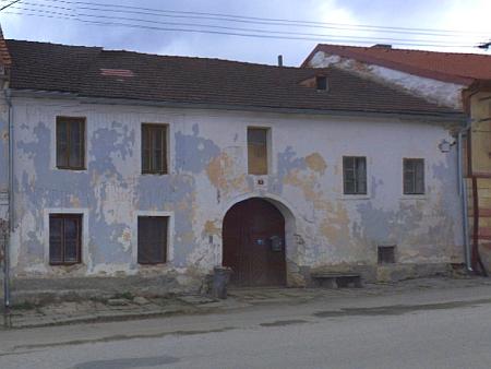 Rodný dům čp. 6 v Rychnově na Malší
