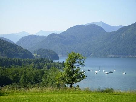 Rodný kraj u hornorakouského Mondsee