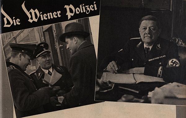 Dostalo se mu nevšední pozornosti i na stránkách ilustrovaného vídeňského divadelního a filmového časopisu