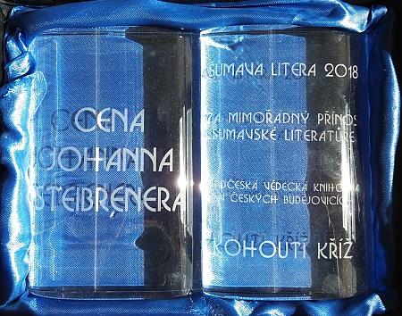 Cena Johanna Steinbrenera pro Kohoutí kříž