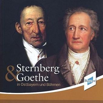 Obálka (2010) průvodce Sternberg & Goethe, vydaného Svazem cestovního ruchu východního Bavorska (Tourismusverband Ostbayern)