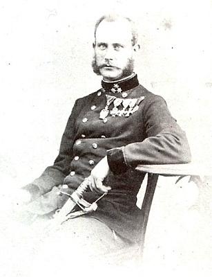 Genealog Moritz Sterneck (1834-1917)