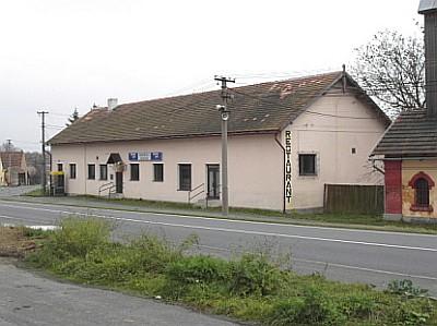 Hostinec v Semošicích, v roce 2005 na prodej...