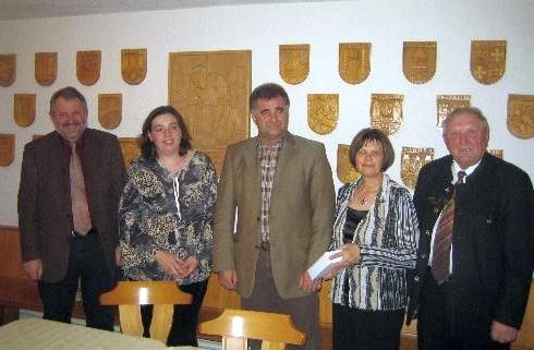 Ještě jednou v roce 2007 v Domě Adolfa Webingera při úpatí Třístoličníku na bavorské straně