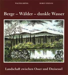 """Obálky (1997 a 2004) dvou jeho knih v nakladatelství """"Hoam!"""""""
