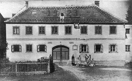 Ještě jednou rodný dům Franze Stiftera zblízka