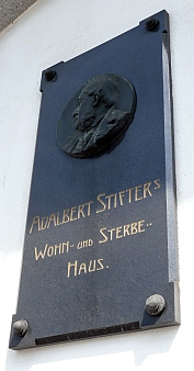 """Stifterhaus"" v Linci, kde žil a zemřel"