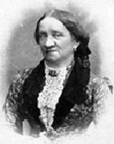 Portrét jeho ženy Leopoldine, roz. Schimakové zBechyně