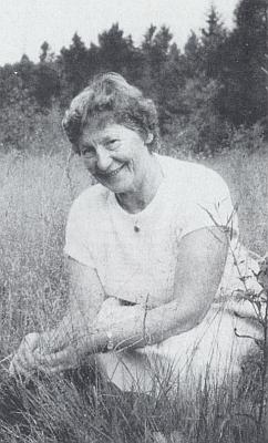 Sestra Anni, která zemřela vlednu1999