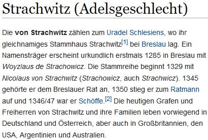 Úvod  hesla jeho rodu na Wikipedii prozrazuje, že dnes jeho příslušníci žijí hned v několika světadílech