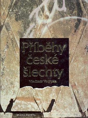 Obálka (2005) knihy v nakladateství Mladá Fronta, v níž je Strachwitzům věnována celá kapitola